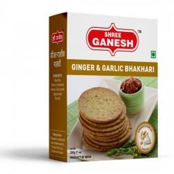 BHAKHARI GINGER-GARLIC